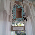 Interchangeable Picture/Message Frame