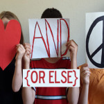 Love and Peace (or Else): When Kids Argue and Fight
