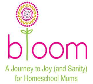 "Homeschooling joy--is it REALLY possible? Yes! Get to the root of the issue with ""bloom: A Journey to Joy and Sanity for Homeschooling Moms"", an incredible online video course from Vibrant Homeschooling."