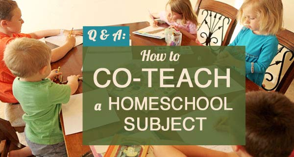 Tips on hosting your own homeschool co-op. Great benefits and tips here from two moms that have been hosting their own (small) homeschool co-op for years. Vibrant Homeschooling
