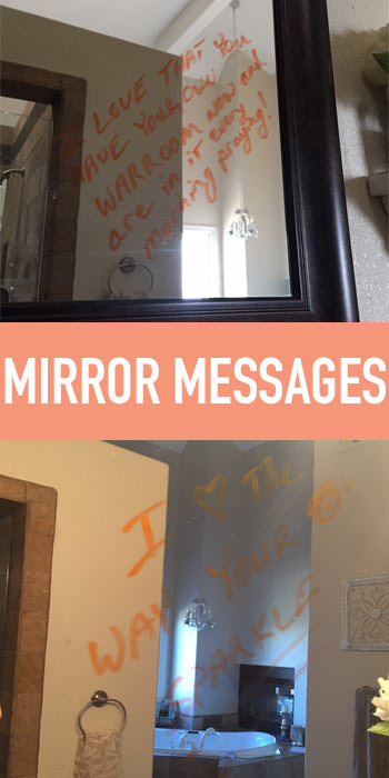 Mirror-Messages