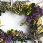 How to Make a Fresh Spring Wreath for Your Front Door (Tutorial)