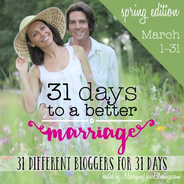 Real marriage has ups and downs... and it's so easy to (without realizing it) view your spouse as the enemy #31DaystoaBetterMarriage Vibrant Homeschooling