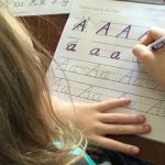 """Should I Teach My Child Cursive If She Hasn't Mastered Printing?"" (Our Story)"