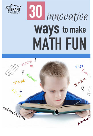 30 genius ways to make math fun