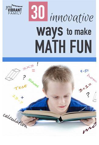 30 genius ways to make math fun
