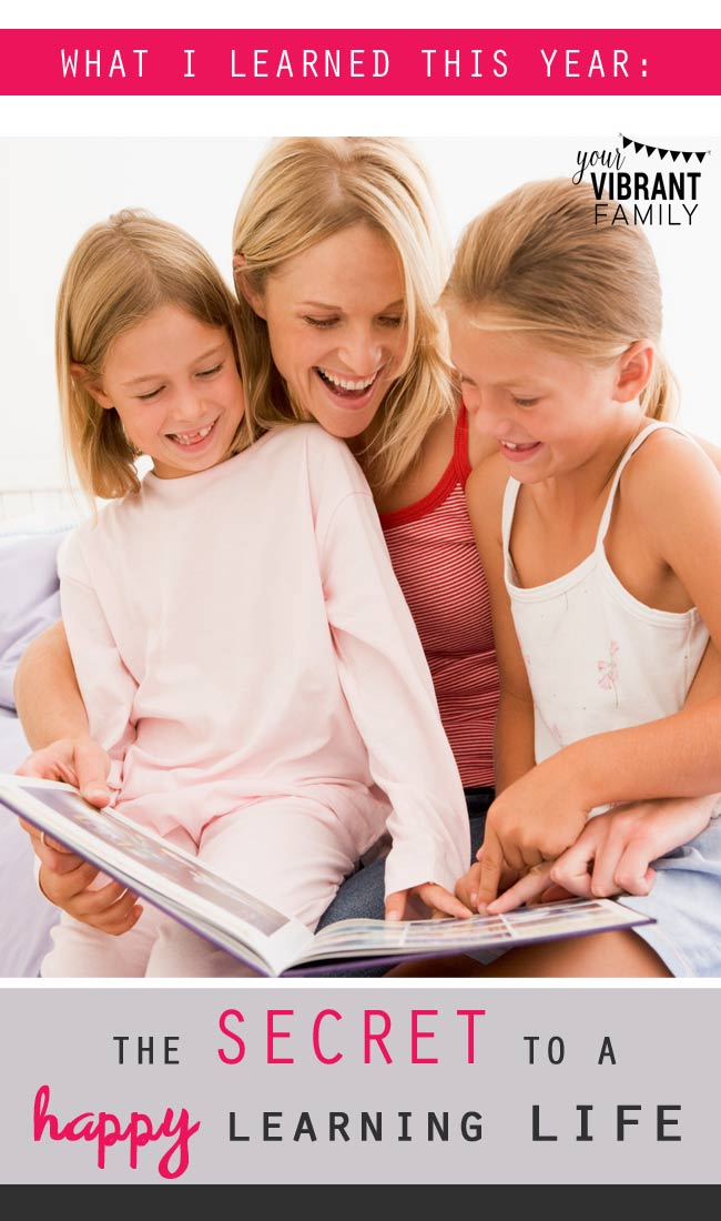 Happiness in homeschooling is something that I've found in the most unexpected places. Here's how this mom discovered the secret to a happier learning life at home with her kids.