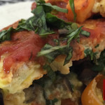 Gluten Free Italian Frittata with Sausage & Vegetables