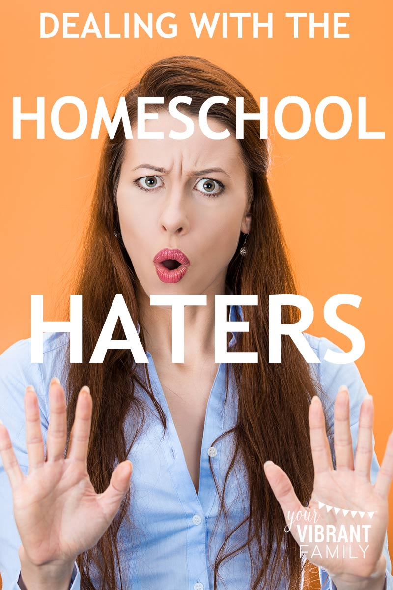 dealing the homeschool haters people against homeschooling  you won t believe how this homeschool mom deals homeschool haters you can
