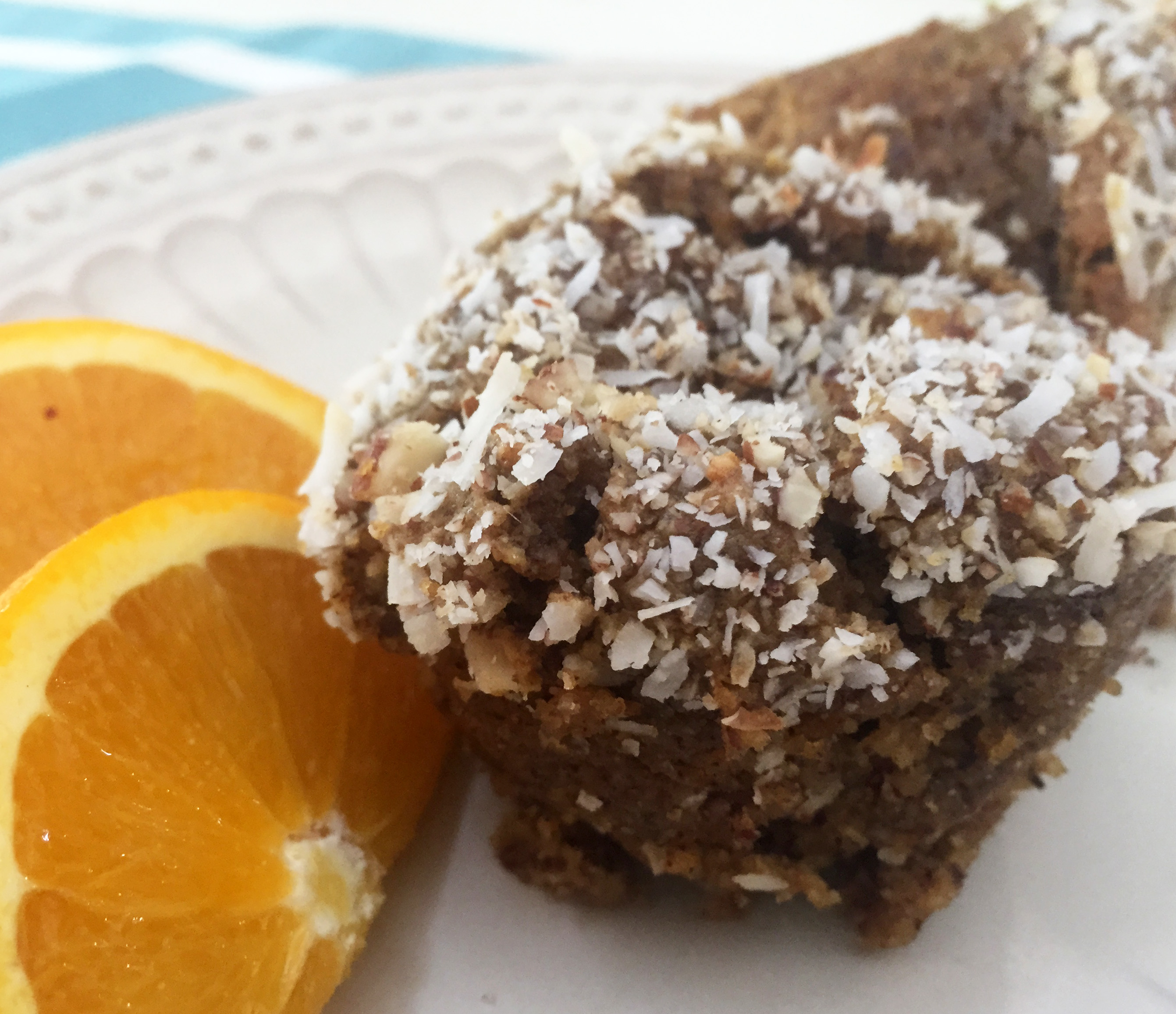 Fall-Inspired Paleo Pumpkin Muffins (with Ginger and Orange)