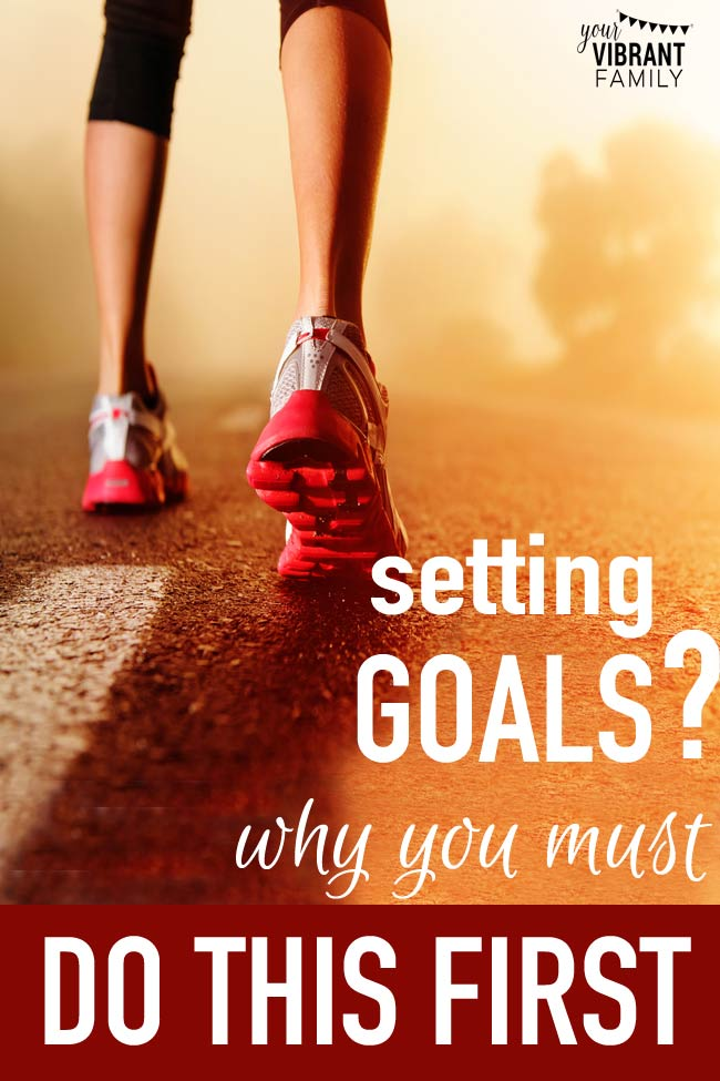 Got awesome New Year's goals? Fired up and ready to spring into action come January 1? Here's my big encouragement to you: Slow down there, tiger. Be still. Rest. Here's several reasons why rest is an important part of goal setting. Learn how to not just set goals but use rest to sustain those changes for the long term!