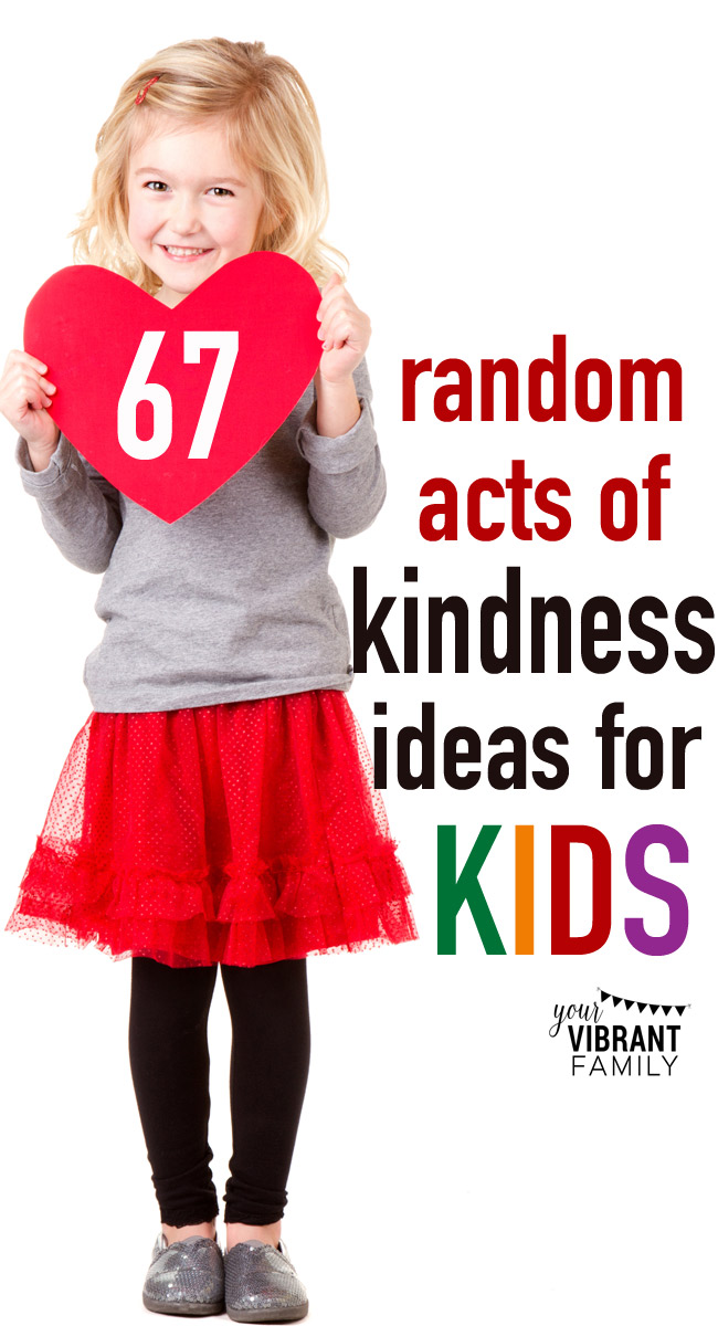 acts of kindness for kids | random acts of kindness for kids | random acts of kindness ideas for kids | kindness challenge ideas | random acts of christmas kindness