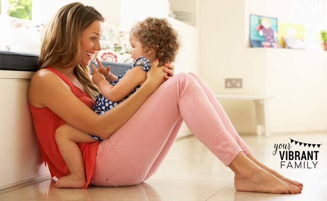 It's 8:00 p.m. and, mama, you're tired. You're exhausted by a tough mothering day with no end. We've ALL been there. But there's hope! Here's how to drag yourself out of the funk and get back to being the mom you want to be!