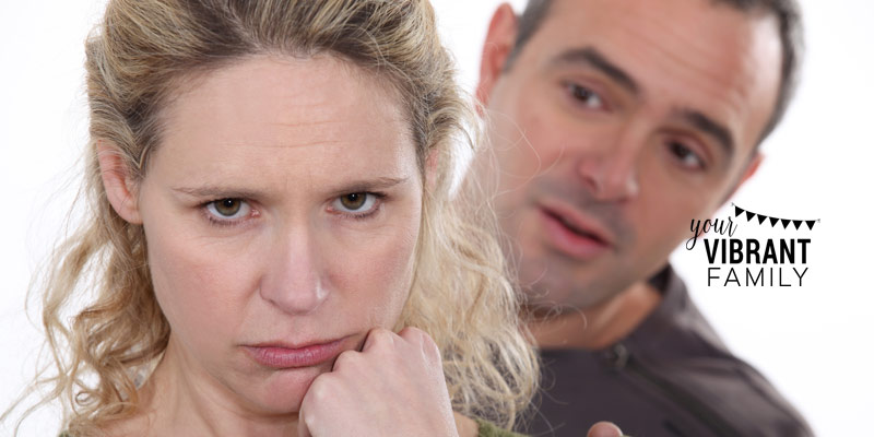 How do we deal with those ongoing marriage issues that are so frustrating? You're tired of having the same