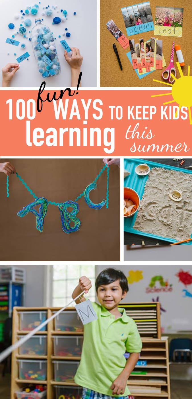 ummer art crafts kids | summer learning crafts | summer learning loss | summer arts crafts kids | summer learning activities
