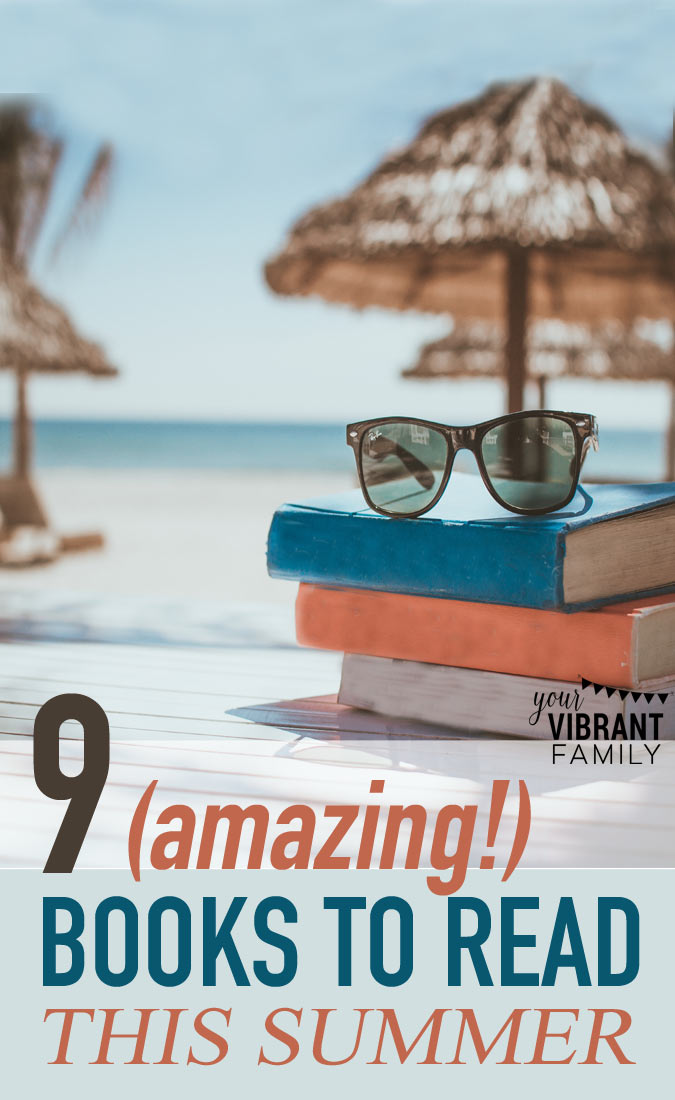 What on your summer reading list? Finding a great summer book to read is a treat I give myself this time of year. You'll love these book recommendations for non-fiction, fiction, christian fiction, parenting, spirituality and so much more!