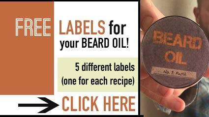 DIY Beard Oil for Your Guy - Christ Centered Holidays