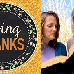 Get a FREE inductive Bible study for yourself or your kids, or complete the study with your spouse or as a family! It is possible to give authentic thanks, even during the toughest circumstances! Get this amazing resource—perfect for Thanksgiving!—here!