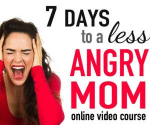 mommy anger | mom anger | mom anger course