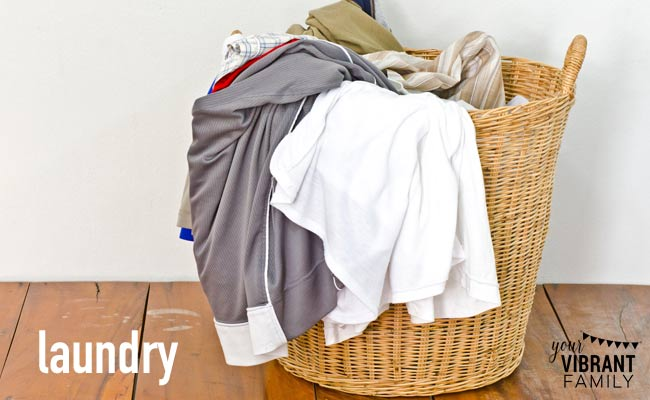 how to get rid of stinky laundry odors naturally