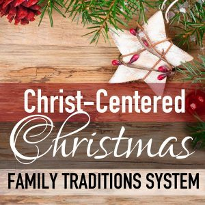 Christ centered Christmas Family Traditions Resources are a wonderful way to give gifts the ultimate Christmas gift of quality time and great Christmas family traditions! Get everything you need to create Christmas celebrations for your family that build your faith and welcome God's spirit into your Christmas traditions.
