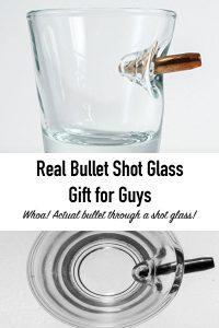 Real Bullet Shot Gl For Guys