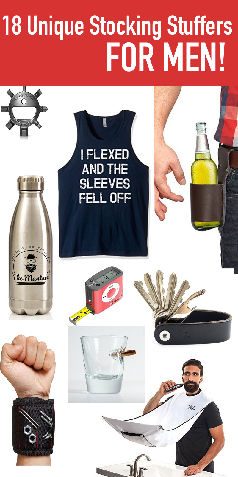 45 Fun Stocking Stuffers Under $ 30 Funny Gag Gift Ideas That Are Just Too Perfect 40 Most Fun Secret Santa Gifts Under $25 Great Christmas Gifts for Men;.