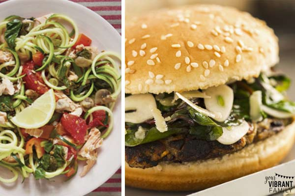 healthy dinner recipes for families