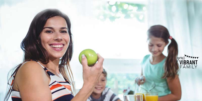 Overwhelmed by how to have a healthier family? Start with just ONE of these 3 steps…