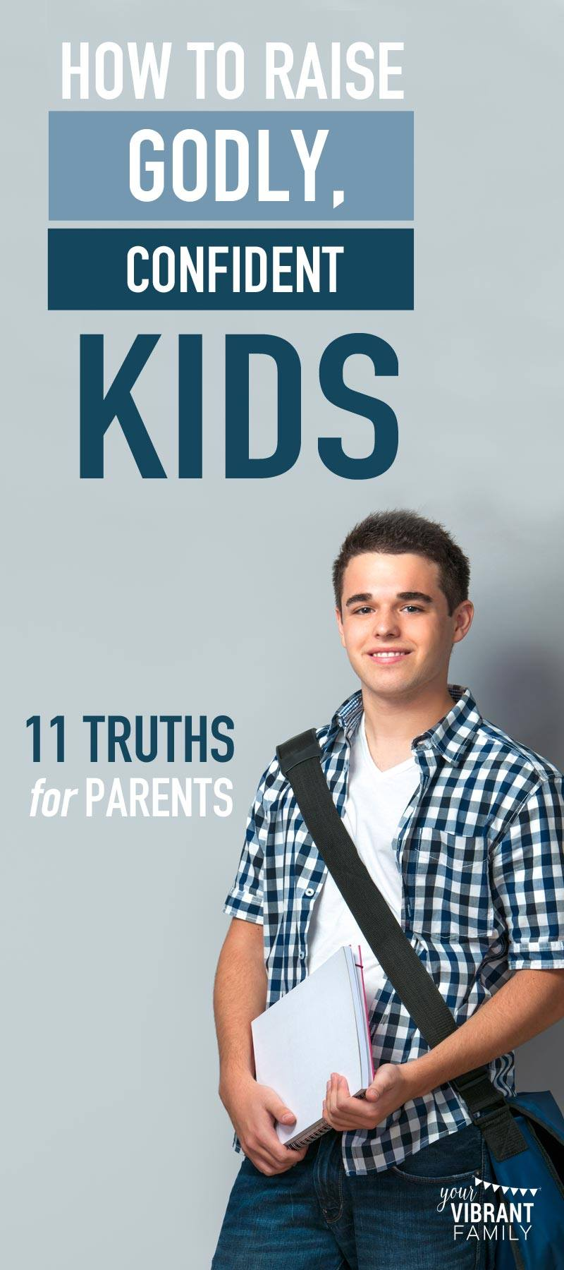 As Christian parents, we want to raise confident kids who make the right choices. But is self-esteem the answer? This post may surprise you…