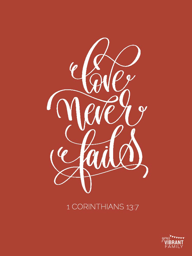 Bible Verses Love Quotes Fair Ultimate List Of Bible Verses About Love  Your Vibrant Family