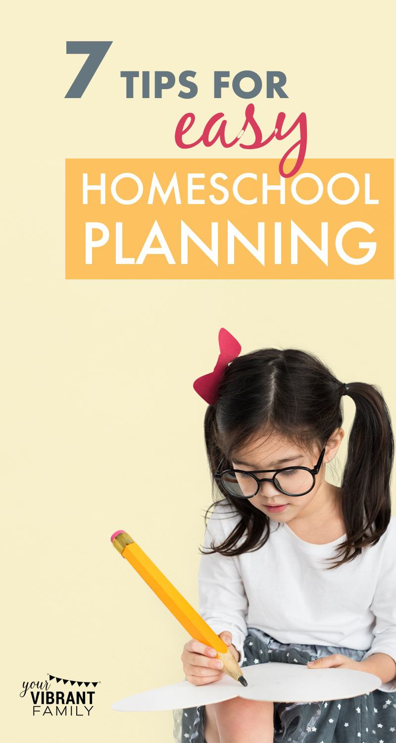 homeschool lesson planning | homeschool curriculum planner | best homeschool planners | organize homeschool | homeschool planning | lesson plans homeschool | homeschool schedule
