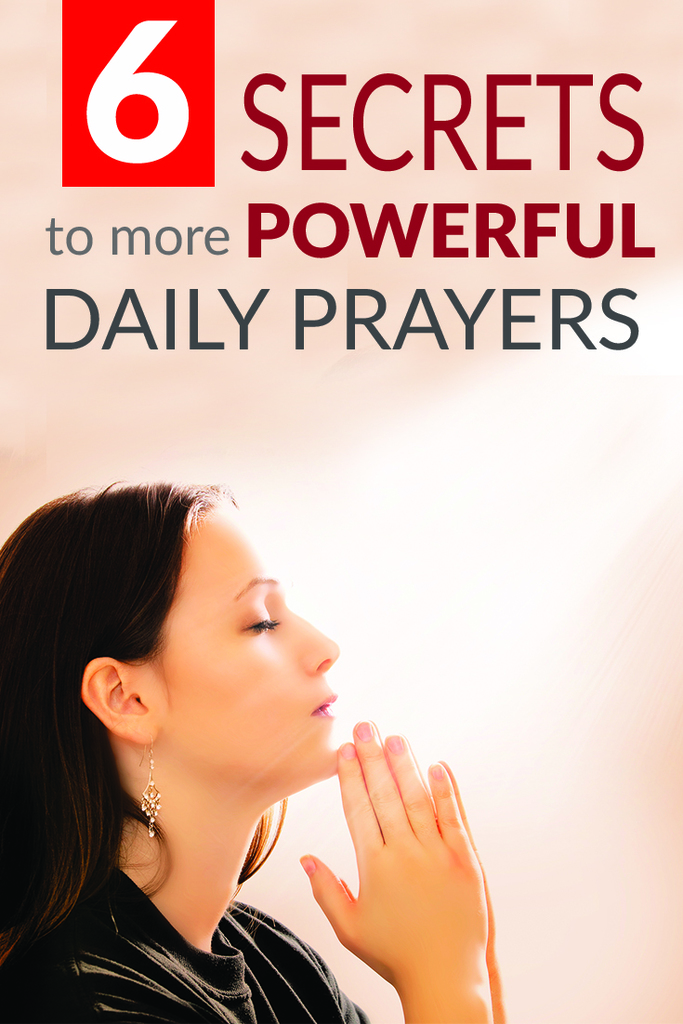 powerful daily prayers | powerful prayers | powerful prayers that work | praying powerful prayers | powerful prayers to god | prayers | prayer life | morning prayers christian | daily prayer guide | prayer devotional | prayer devotionals | prayer tips | personal relationship with Jesus