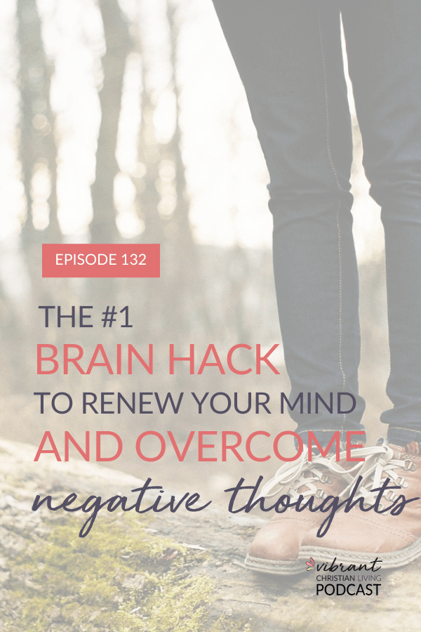 brain priming, negative thoughts, brain hack, Christian mindset, brain hacks for success, how to stop negative thoughts, how to have a Christian mindset